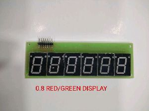 0.8 Red Green Display System