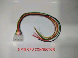 6 Pin Cpu Connector