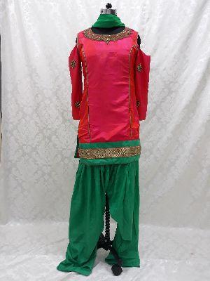 Heavy Designer Punjabi Suit