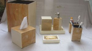 Resin Bathroom Set