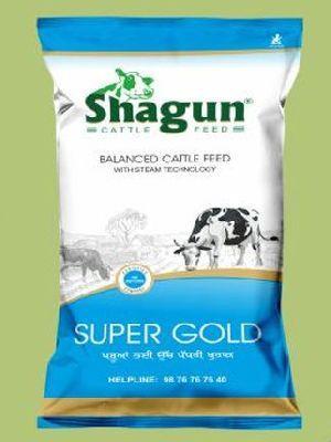 Shagun Super Gold Cattle Feed