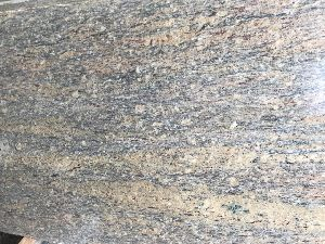 Forest Yellow Granite Slabs