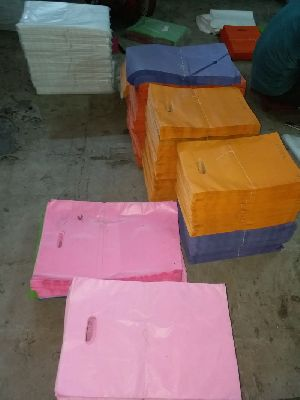 HDPE D CUT Bags