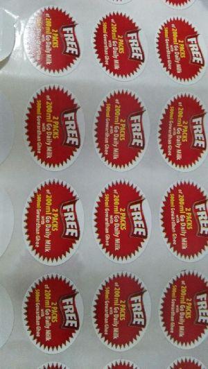 Paper & Pvc Stickers