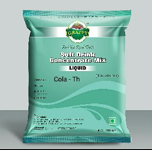 COLA - TH SOFT DRINK CONCENTRATE MIX