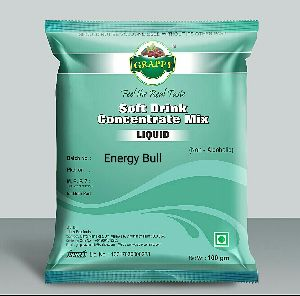 ENERGY BULL SOFT DRINK CONCENTRATE MIX