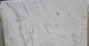 Darmeta White Marble Slabs