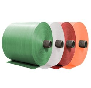 Hdpe & Pp Woven Sack Fabric Rolls