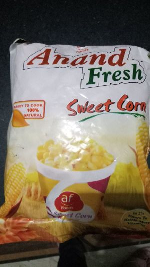 Frozen Shelled Corn