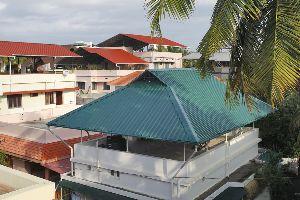 Ac, Cement, Fiber, Pvc, Upvc, Iron, Frp, Roofing Sheets