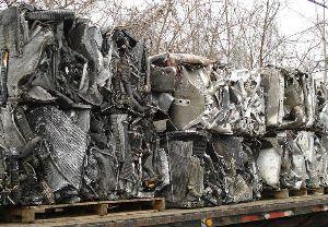 Aluminium Extrusion 6063 Scrap