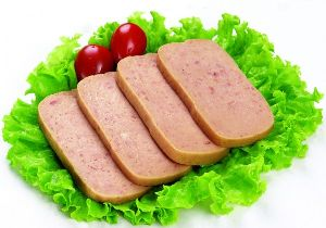 Canned Luncheon Meat