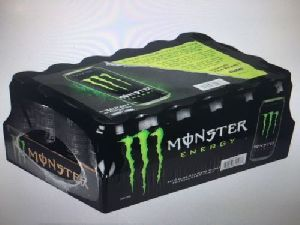 16-ounce Cans Monster Energy Drink