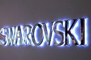 Stainless Steel Letter Sign Boards
