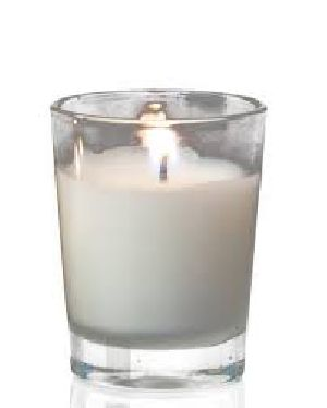 Glass Votive Color Candle