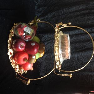 Decorative Fruit Basket