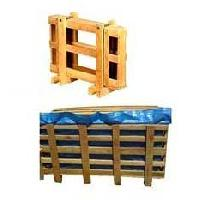 High Capacity Wooden Crates