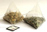 Nylon Pyramidal Tea Bags