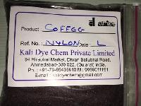 Ambe Coffee Brown Nylon Flock Powder For Velvet