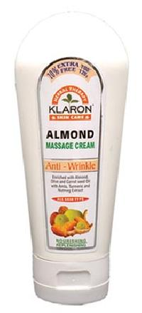 Massage Cream (almond)