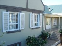Exterior Fixed Angle Shutters