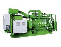 Natural Gas Chp Engine
