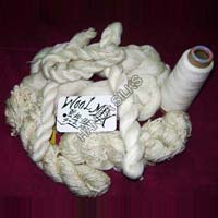 Silk Wool Yarn