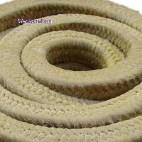 Cotton Fiber Packing With Grease