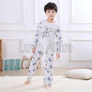 Boys Hosiery Night Suit