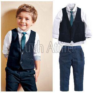 Boys Party Wear Suit