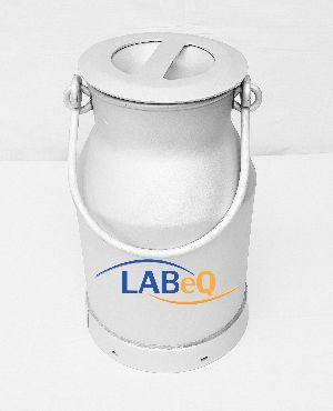 Aluminium Milk Can 10 Liter