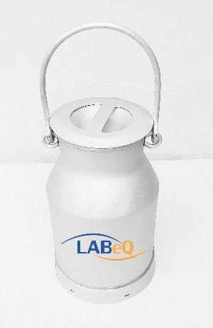 Aluminium Milk Can 15 Liter