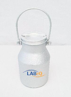 Aluminium Milk Can 5 Liter