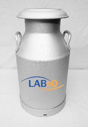 Aluminium Milk Can 50 Liter