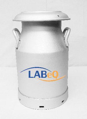 Aluminum Milk Can 20 Liter