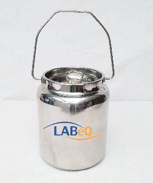 Stainless Steel Milk Can 10 Liter