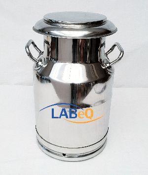 Stainless Steel Milk Can 20 Liter
