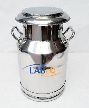 Stainless Steel Milk Can 30 Liter