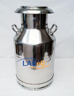 Stainless Steel Milk Can 40 Liter
