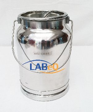 Stainless Steel Milk Can 5 Liter