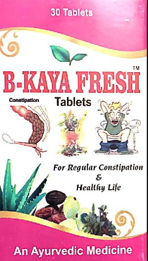 B-kaya Fresh Tablets