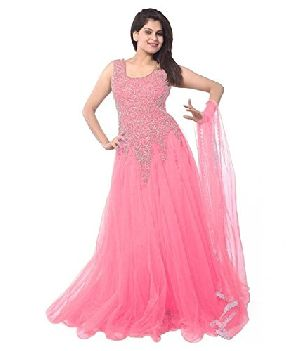 Ladies Long Gown