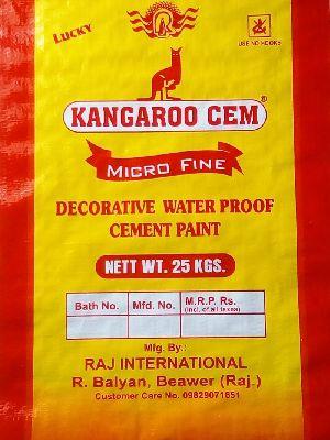 Decorative Waterproof Cement Paint
