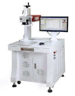 30 Watt Fiber Laser Marking Machine