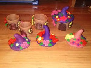 Handmade Clay Toys