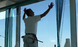 Sun Control Film Installation Services