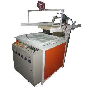 Semi-automatic Thermocol Plate Making Machine