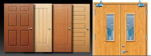 Fire Rated Wooden Doors
