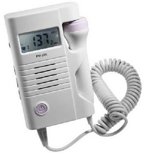 Gynecology Fetal Doppler