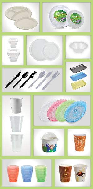 Carry Table Ware Items